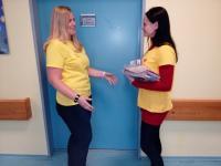 Dobrovolníci se brzy objeví v další nemocnici. Pomáhají onkologicky nemocným normálně prožít den