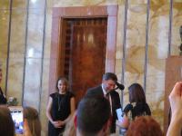 Ocenění pro dobrovolnici z Diakonie předali primátorka Adriana Krnáčová a herec Tomáš Töpfer
