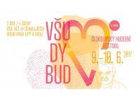 Všudybud! – open air festival pro mladé (a dobrovolníky)