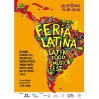 Feria Latina - práce s dětmi