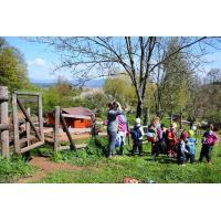 Zapoj se o víkendu 23. - 25.6. do práce v lesní mateřské školce na Trutnovsku