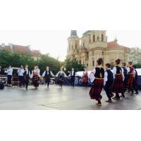 Zajištění mezinárodního folklorního festivalu Praha srdce národů