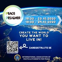 online Peace Designer