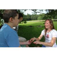 Dobrovolníci na přírodovědné aktivity pro děti s PAS