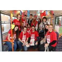 Bojuj s námi proti AIDS - staň se dobrovolníkem/dobrovolnicí v Domě světla