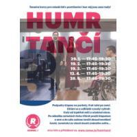 Humr tančí -  taneční pro lidi s postižením i bez něj