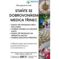 Dobrovolnictví v MEDICA Třinec
