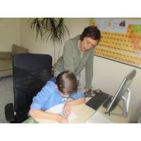 Doučování v Ledenicích při Centru podpory pěstounských rodin PREVENT