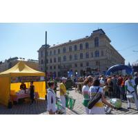 Polívková smršť pro ERGO Aktiv, o.p.s. na Respect festivale v neděli 18.6.