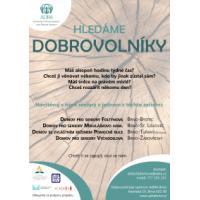 Dobrovolnické centrum ADRA Brno hledá dobrovolníky k seniorům