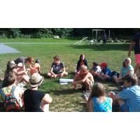 Dobrovolníci k dětem s PAS na letní tábor