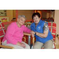 Dobrovolníci k seniorům do Orlové