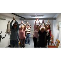 Jóga pro seniory - cvičení na židlích