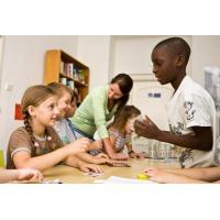 Doučování žáků z různých zemí