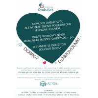 Staňte se dobrovolníkem v mobilním hospici Ondrášek