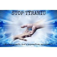 Dobrovoľník/čka v projekte STOP Týraniu!!!