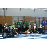 Florbal na elektrických vozících - hledáme pomocné ruce i nové přátele