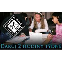 Dobrovolnice / dobrovolník pro individuální nebo skupinové doučování dětí