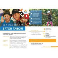 Bátor Tábor - Camp of Courage for children with cancer