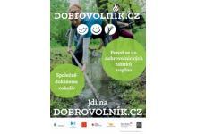 Plakát Dobrovolník.cz