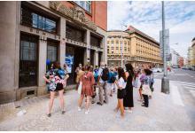 Open House Praha 2021 přilákal do běžně nepřístupných budov i k návštěvě doprovodných programů více než 53 tisíc lidí