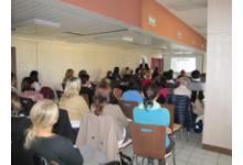 Zaměstnanci dobrovolnického centra ADRA byli na konferenci o dobrovolnictví v Ostravě