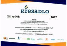 Oceňování dobrovolnické práce v Plzeňském kraji KŘESADLO 2017