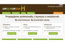 Dobrovolník.cz a Um sem um tam spojily své síly!