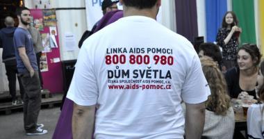 Prevence HIV - dobrovolnictví v terénu (Olomouc)