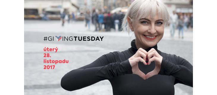 Giving Tuesday podruhé v České republice