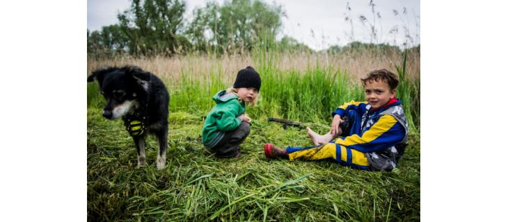 Vezměte svoje děti mimo město a zažijte spolu víkendový dobrovolnický projekt na pomoc zajímavé neziskovce