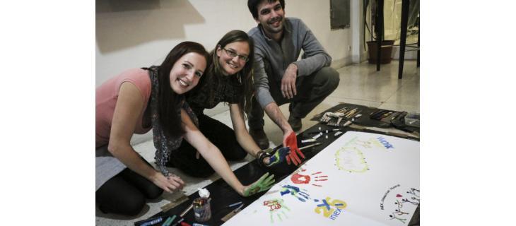 """""""Our volunteers, our superheroes!"""" aneb organizace INEX-SDA oslaví Mezinárodní den dobrovolníků."""