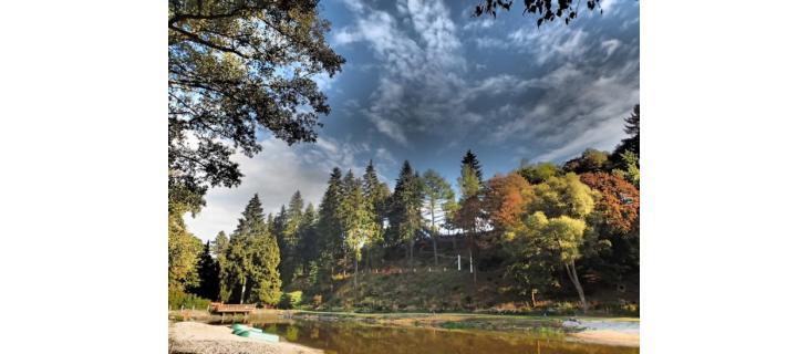 Obnova Bečovské botanické zahrady