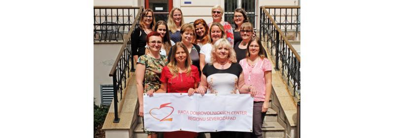 Rada dobrovolnických center regionu Severozápad