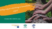 Přemýšlíš o dobrovolnictví na humanitárních projektech? Na online akci Adry zjistíš jak na to